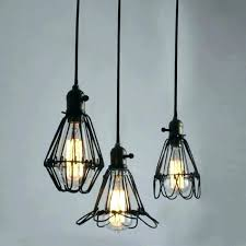 cage light shade industrial metal wire lamp cage shade cage lights industrial metal pendant light shade