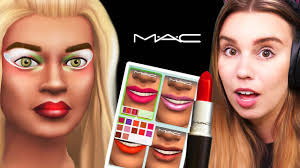 sims 4 mac cosmetics