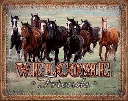 Image result for welcome horse signs