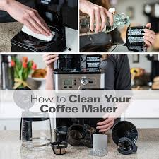 mobile how to clean your coffee maker