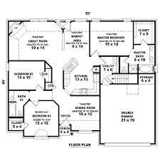 1725 Square Feet 2 Bedrooms 2 Batrooms 3 Parking Space 3 Bedroom 2 Bath  Cottage Floor