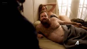 Karina Junker nude brief topless and sex Kingdom 2017 s3e1.
