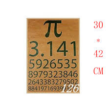 online get cheap term papers com alibaba group no 126 shipping math term pi famous design view kraft paper wall stickers retro bar poster decorative painting30x42cm