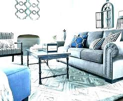 gray couch living room ideas grey decor sofa leather decorating dark