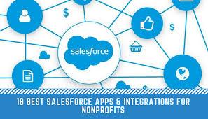 18 Best Salesforce Apps Integrations For Nonprofits