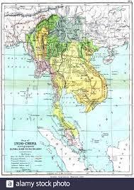Siam Karte Stockfotos und -bilder Kaufen - Alamy