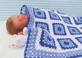 Granny Square Blanket Pattern Amazing Poolside Granny Square Blanket Pattern Crochet Baby Blanket Etsy
