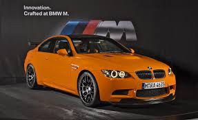 Coupe Series how much does a bmw m3 cost : 2010 BMW M3 GTS
