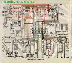 bentleycar wiring diagram wiring of bentley 4 1 4l m series