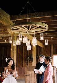 cool diy wagon wheel chandelier creative rustic wagon wheel wedding decoration ideas