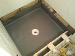 home and furniture wonderful plastic shower pan on how to refinish a base hunker plastic