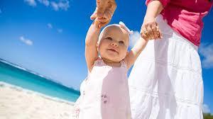Sommer Mit Baby Die Besten Tipps Bei Hitze