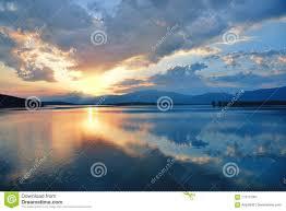 Sunrise Landscape And Design Incredibly Beautiful Sunset Sun Sky Lake Sunset Or Sunrise