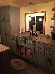 primitive bathroom lighting. tiffany parker americana bathroomprimitive bathroom decoramericana kitchenwestern primitive lighting