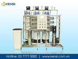 Lắp đặt hệ thống máy lọc nước RO công nghiệp Filmtec 1000 L/h giá rẻ