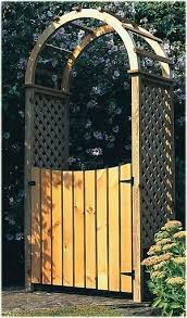 full image for wooden garden arches with gates uk gate arches arch gate arched wooden garden