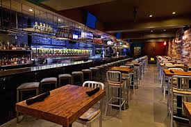 Beautiful Industrial Interior Design Bar With Commercial Hospitality  Interior Design Of Tap 42 Bar And Kitchen Fort