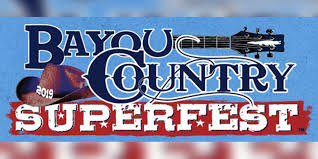 Tickets For Bayou Country Superfest On Sale Tuesday Morning