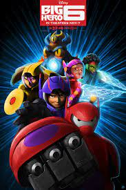Phim BIỆT ĐỘI BIG HERO 6 - Big Hero 6 (2014) - Full HD