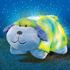 Tie Dye Glow Pets Dog Animal Pillows Pets Toys