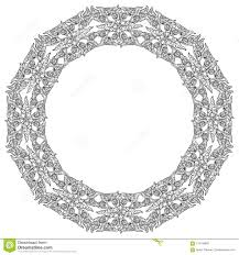 oval frame tattoo design. Download Lotus Flowers Arranged In Intricate Circular Frame. Popular  Decorative Motif South-Eastern Oval Frame Tattoo Design