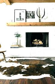cow skin rug cowhide rugs perfect hide australian made