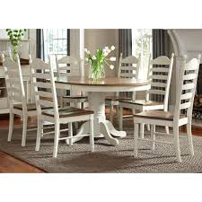 liberty furniture dining table. Liberty Furniture Springfield Dining 7 Piece Pedestal Table \u0026 Chair Set - Item Number: 278 I