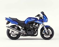 yamaha 600. yamaha fzs600 fazer motorcycle review - side view 600