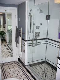 black and white bathroom tiles. Black And White Tile Bathroom Tiles