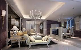 Luxury Living Room Design Model