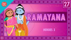 Rama And The Ramayana Crash Course World Mythology 27