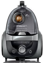 Staubsauger Philips Powerpro Active Animal+ - Mit Turbodüse Gegen
