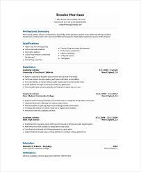 Academic Resume Examples Gorgeous Academic Resume Novriadi