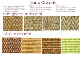 exellent sisal sea grass carpet product on sisal vs seagrass compare jute rugs to sisal vs jute