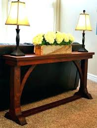 sofa table plans. Small Sofa Table Narrow Tables Or End This . Plans