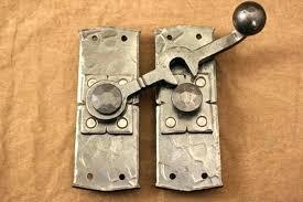 door lock hardware. Sliding Barn Door Lock Latch In Nickel Incredible 9 Planning Hardware