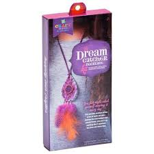 Dream Catcher Kits For Kids Simple Crafttastic Dream Catcher Necklace Kit Ann Williams Group DIY