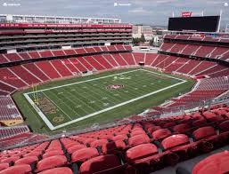 Levis Stadium Seating Chart Levis Stadium Section 417 Seat Views Seatgeek