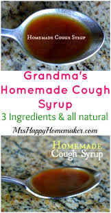 my grandma s 3 ing homemade cough syrup recipe perfect for cold season i