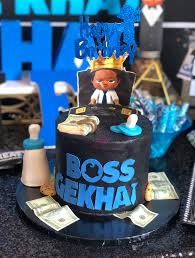 Boss Baby Birthday Party Ideas Photo 3 Of 16 Catch My Party