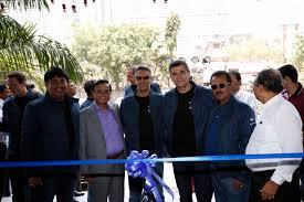launch of bmw motorrad showroom
