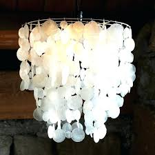 capiz shell chandelier round pendant white west elm inside shell light prepare 5 capiz shell chandelier capiz shell chandelier