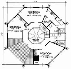 beach style house plans plan 15 573 House Plans Sloping Roof beach style floor plans 15 573 sloping roof house plans