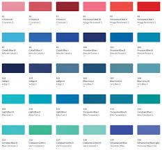 Pastel Color Code Chart Hkh Soft Pastel Colour Chart 4 The Paint Spot