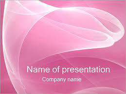 Pink Powerpoint Template Backgrounds Google Slides Id