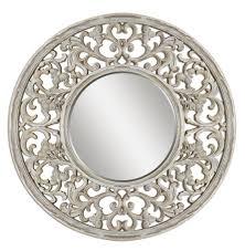 mirror wall decor circle panel: gold round decorative mirrors decorating ideas