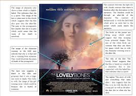 the lovely bones film poster analysis melissae  the lovely bones film poster analysis 1 melissae07