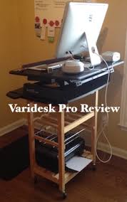 home office standing desk. Once Upon A Time In 2015 I Wrote This Review For The Varidesk Pro Standing Desk. After Year Of Ownership Had To Sell It Due Home Office Arrangements Desk