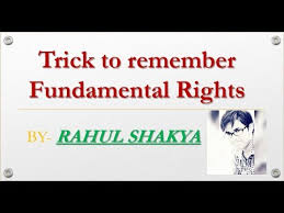 trick to remember fundamental rights