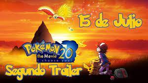 Segundo Trailer ! | Pokémon Película 20 - YouTube